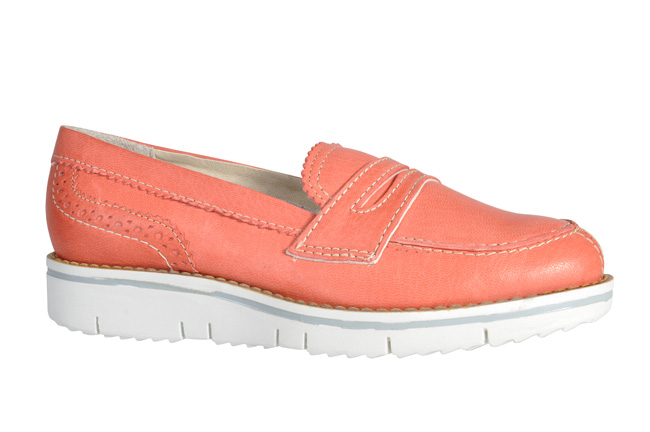 Relaxshoe Moccasin Coral