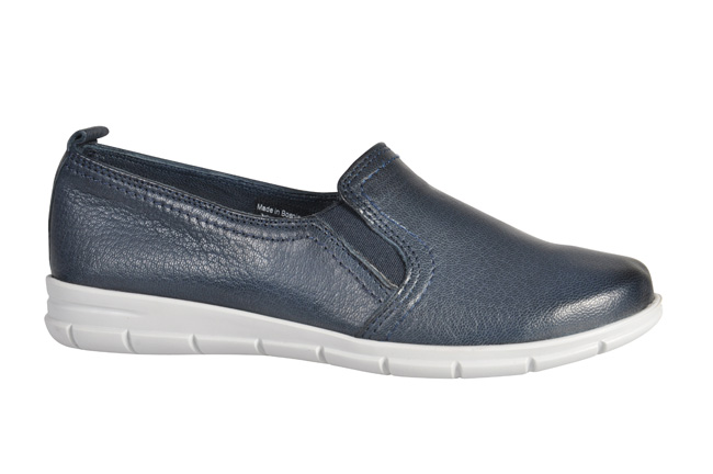 Relaxshoe Loafer Navy
